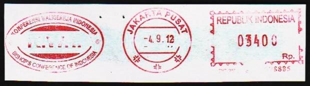 RMF - Konperensi Waligereja Indonesia, 2012