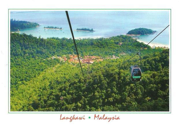 Malaysia - Pantai Kok Beach