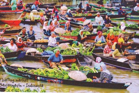 Indonesia - Floating Markit - Banjarmasin
